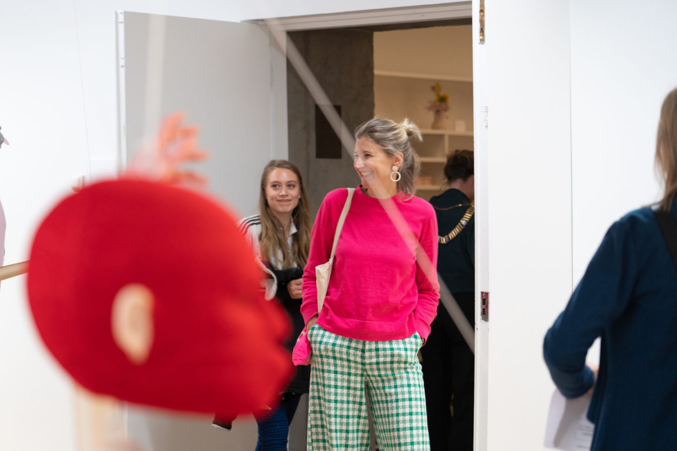 Book a guided tour at Kunsthall Stavanger