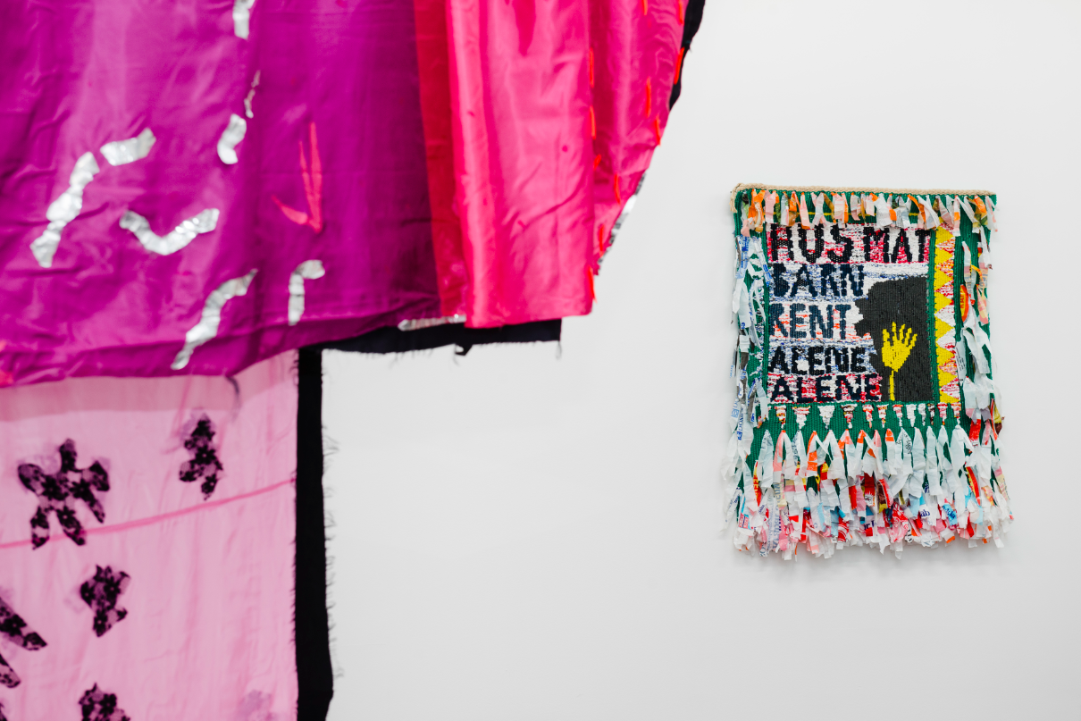 Textiles, Women's Liberation, Ugly and Nice - An Interview with Elisabeth Haarr